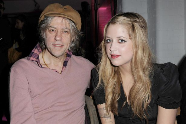 Sir-Bob-Geldof-and-daughter-Peaches